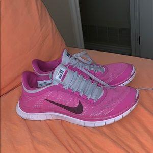 Women's Nike 3.0 Running shoes. Size 9